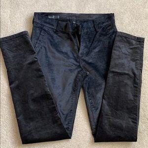 KUT FROM THE KLOTH Diana Skinny velvet pants